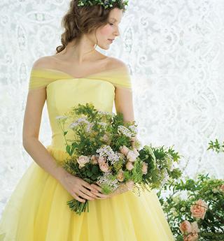 プリンセスブライダルドレス1