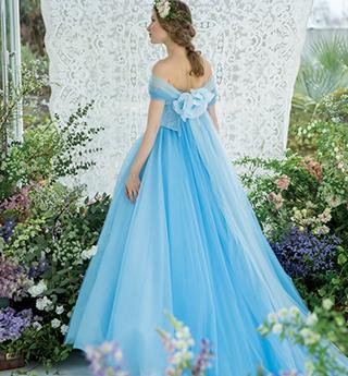 プリンセスブライダルドレス2