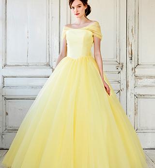 プリンセスブライダルドレス5