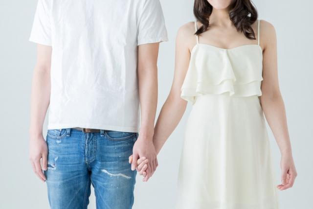 令和婚のカップル