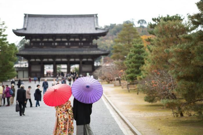 京都ならではのサービスで全国から需要が期待できるかも
