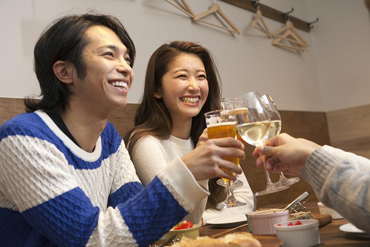 居酒屋スタッフ主催の交流イベント