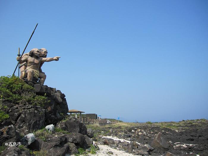 五島列島観光ドライブ