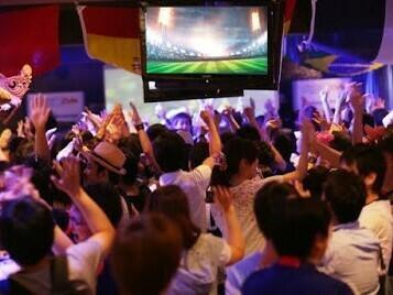 東京サッカー観戦交流会