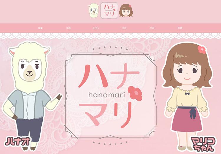 結婚相談所が贈る女性の婚活力を向上させるメディア「ハナマリ」